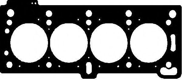 прокладка гбц renault symbol