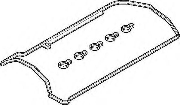 Прокладка клапанной крышки ELRING 330370