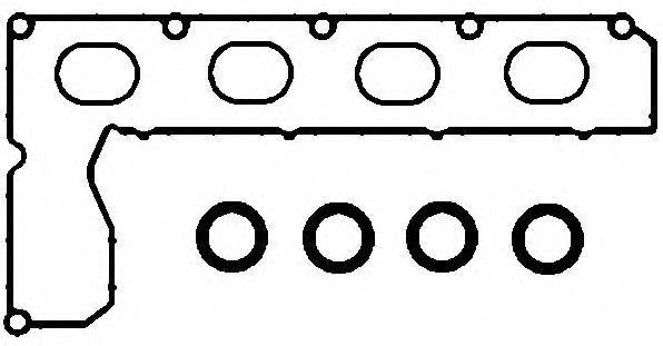 Прокладки двигателя комплект ELRING 540.540