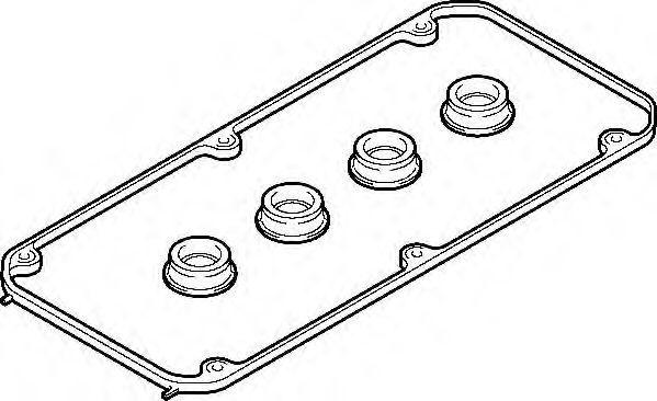 Прокладки клапанной крышки ELRING 473450