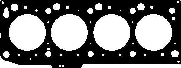 Прокладка ГБЦ ELRING 027062
