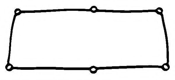 Прокладка клапанной крышки ELRING 725.450