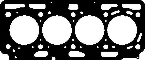 Прокладка ГБЦ ELRING 688.412