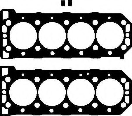 Прокладки двигателя комплект ELRING 489860