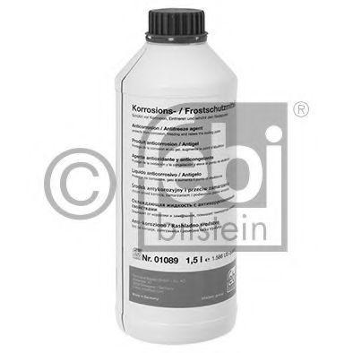 Антифриз G11 синий концентрат -80°C 1.5л FEBI 01089