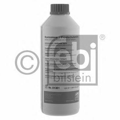Антифриз G12 красный концентрат -80°C 1.5л FEBI 01381