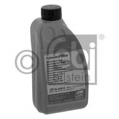 Изображение Масло гидравлическое ZH-M желтое 1л FEBI 02615: заказать