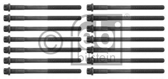Шурупы для головки комплект FEBI 04430