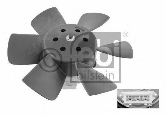 Крыльчатка вентилятора FEBI 06989