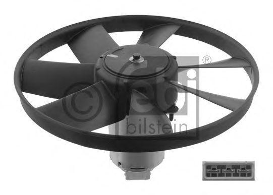 Вентилятор, охлаждение двигателя FEBI 06992