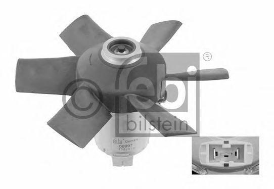 Вентилятор охлаждения двигателя FEBI 06997
