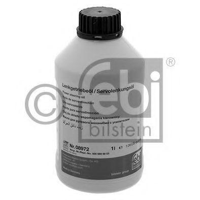Изображение Масло гидравлическое 1л желтое FEBI 08972: продажа