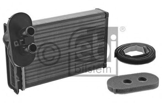 Радиатор отопителя салона FEBI 11089