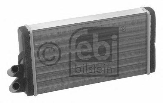Радиатор отопителя салона FEBI 11090