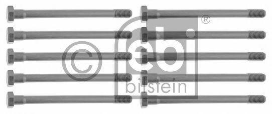 Комплект болтов головки цилидра FEBI 12608