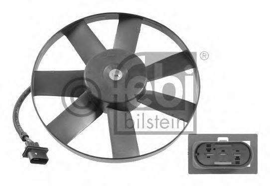 Крыльчатка вентилятора FEBI 14748