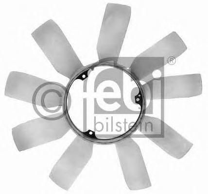 Крыльчатка вентилятора FEBI 15261
