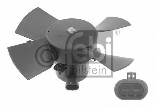 Электродвигатель вентилятора радиатора FEBI 17434