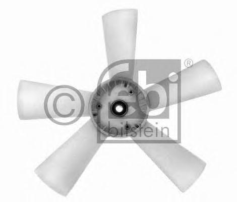 Крыльчатка вентилятора FEBI 17851