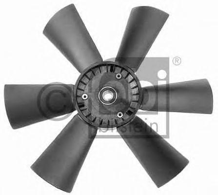 Крыльчатка вентилятора FEBI 17852