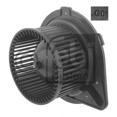 Вентилятор отопителя FEBI 18782