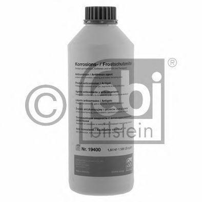 Антифриз G12+ фиолетовый концентрат -80°C 1.5л FEBI 19400