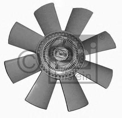 Вентилятор охлаждения двигателя FEBI 21049