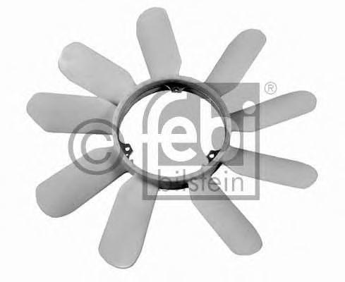 Крыльчатка вентилятора охлаждения двигателя FEBI 22073
