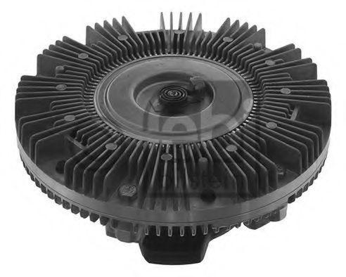 Вискомуфта вентилятора радиатора FEBI 23013