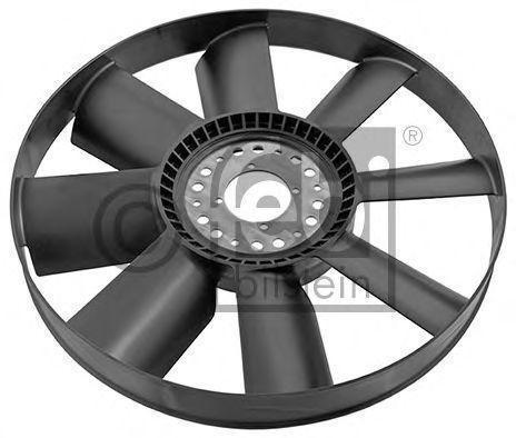 Крыльчатка вентилятора охлаждения двигателя FEBI 23141
