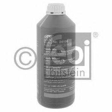 Антифриз G11 синий -30°C 1.5л FEBI 24196