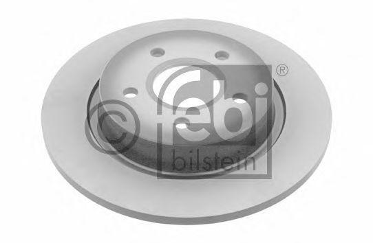 Диск тормозной FEBI 24619
