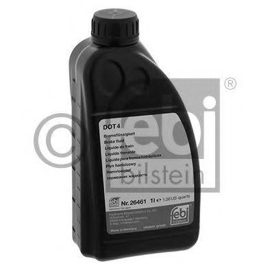 Купить Тормозная жидкость DOT4 1л FEBI 26461