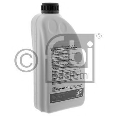 Антифриз G11 зеленый Ready Mix -30°C 1.5л FEBI 26580