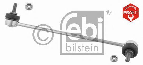 Стойка стабилизатора передняя правая FEBI 27196