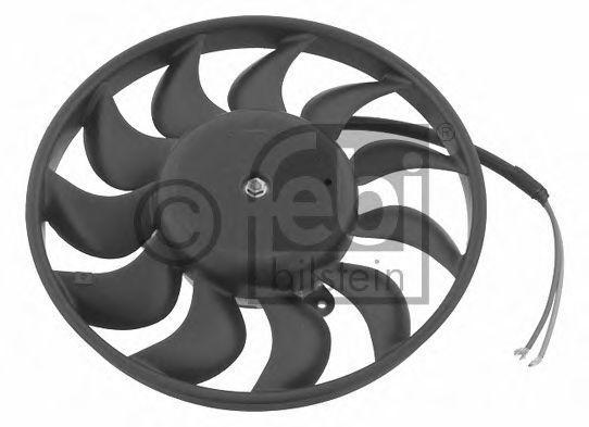 Вентилятор, охлаждение двигателя FEBI 30741
