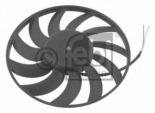 Вентилятор охлаждения двигателя FEBI 30742