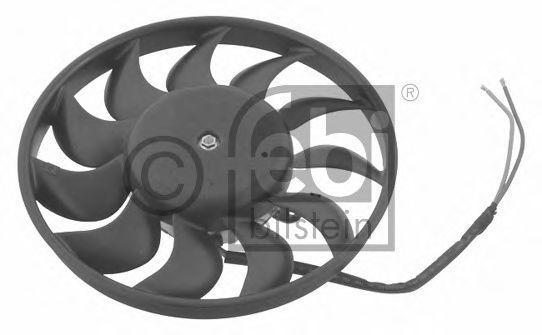 Вентилятор охлаждения двигателя FEBI 31012