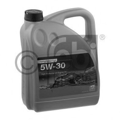 Масло моторное 5W-30 LongLife Plus 5л FEBI 32947