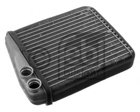 Радиатор отопителя салона FEBI 37033