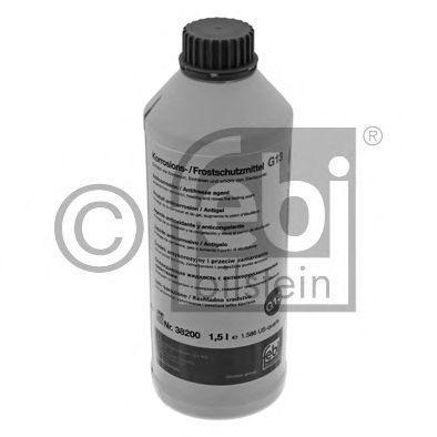Антифриз G13 сиреневый концентрат 1.5л FEBI 38200