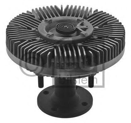 Вискомуфта вентилятора FEBI 38207