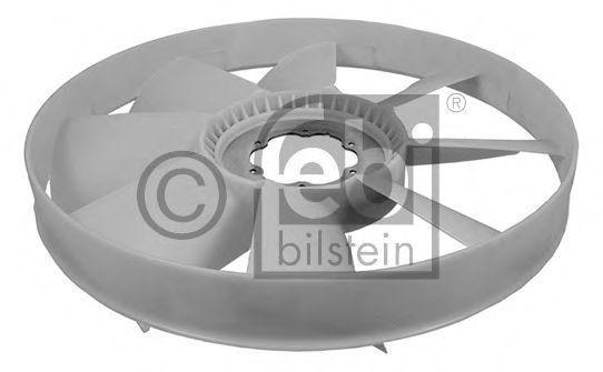 Крыльчатка вентилятора охлаждения двигателя FEBI 38212