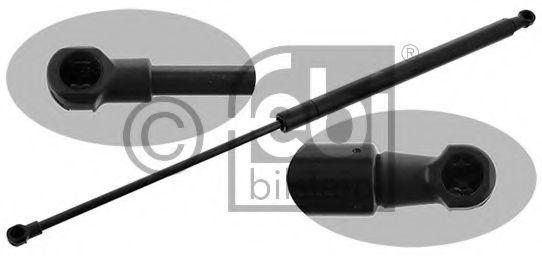 Газовая пружина, крышка багажник FEBI 40905