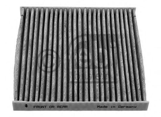 Фильтр, воздух во внутренном пространстве FEBI 44848