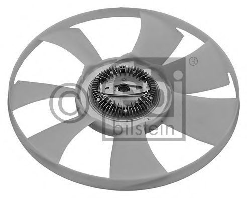 Вентилятор радиатора FEBI 44863