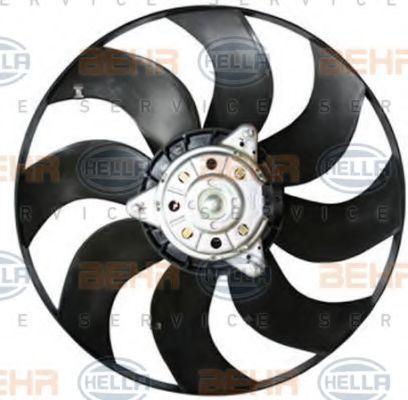 Вентилятор, охлаждение двигателя BEHR 8EW351044471