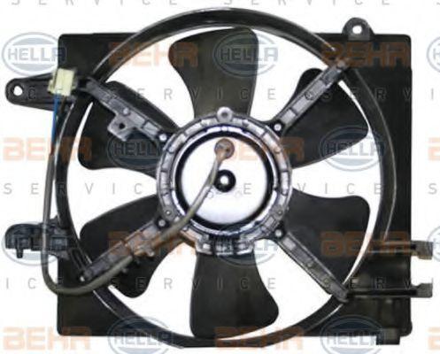 Вентилятор, охлаждение двигателя BEHR 8EW351044491