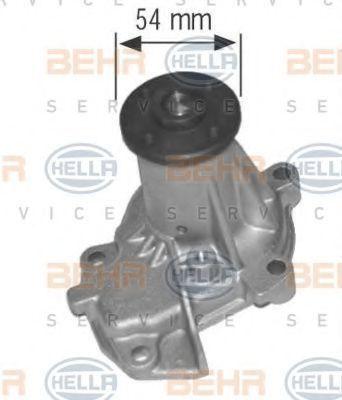 Водяной насос BEHR 8MP376804574