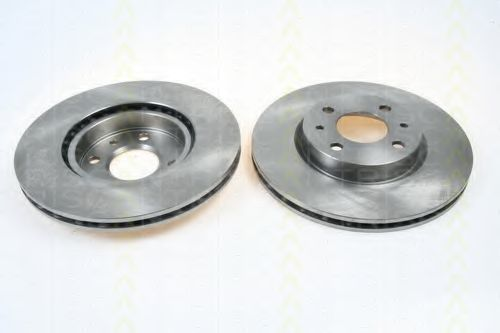 Тормозной диск TRISCAN 812010101